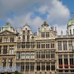 小城市大历史-- 比利时的布鲁塞尔