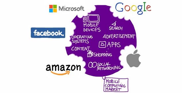 如何吸引国际人才?快速认识美国五大科技公司的薪资待遇