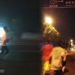 广州大学生的生活一角——跑内环
