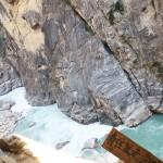 虎跳峡,中国最深的峡谷之一