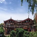 束河,自然养育的古城