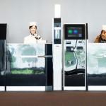 世界第一家由机器人营运的旅馆在日本