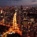 别有一番风味的东京铁塔