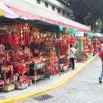 香港文化的代表之一黄大仙祠