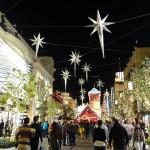 洛杉矶的圣诞节—比佛利山庄的Grove商场