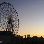 在东京台场的半天时光
