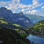 上帝的杰作--- 瑞士铁力士山