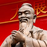 中国孔夫子哲学影响西方