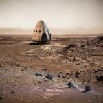 SpaceX的登陆火星计划