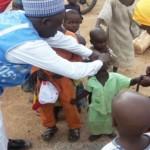 小儿麻痹症在非洲