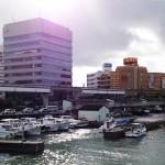 征服冲绳那霸空港的过程中,我遇到了很多