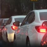 塞车时  车内空气污染更严重