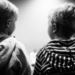 帮助孩子处理手足之间的争执