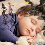 帮助小孩面对恶梦