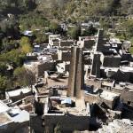 羌族的建筑—坚不可摧