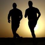 跑步,思考的运动