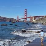 三个近看旧金山金门大桥的最佳地点