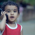 给小孩不受骇客骚扰的手机
