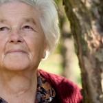 91岁老妇积极丰富快乐的人生