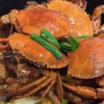 肉蟹煲的美食密码
