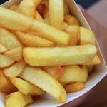 吃炸薯条致死率高