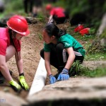 四川藏区志愿者之行(1)——修复水磨活动