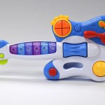 电子类玩具影响儿童语言发展