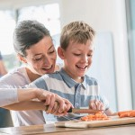 为何爸爸更容易给孩子们吃不太健康的食物
