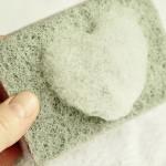 细菌的天堂—厨房海绵