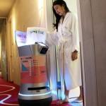 旅馆里最忠实的管家- Aura机器人