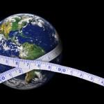 如果地球变大一倍