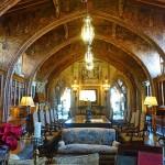 繁华富丽的加州赫式城堡