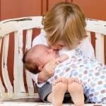 培育家中幼儿爱心及同情心