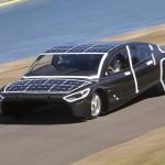 Violet,又一辆满载期待的太阳能电动汽车