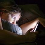 智慧手机会导致短暂失明吗?