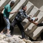 叙利亚内战最大受害者--儿童
