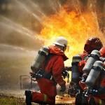 消防员面临的危险不仅是火灾