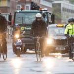 天气越冷越应该骑自行车
