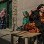 阿富汗监狱里长大的孩子