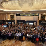 深信服第十届海外合作伙伴峰会 — 正式宣布与英伟达的合作