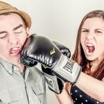 成功的婚姻如何面对争吵