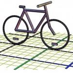 骑自行车——两个神经元就可以搞定