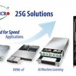 美超微以全新25G以太网服务器和存储产品为100G网络升级打开信道
