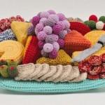 餐餐都有惊奇的针织大餐达人