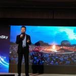 """AdRealm联席理事长谢峰在首尔亚洲区块链行业峰会发表主旨演讲:数字广告的""""黎明之城"""""""