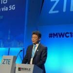 中兴通讯联合GSMA举办2018年5G峰会