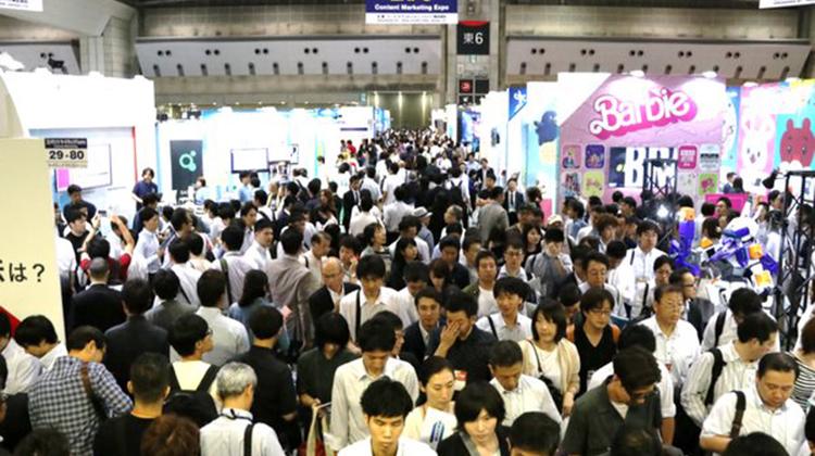 日本最大专业展CONTENT TOKYO 2018将于4月4日至6日在东京举行