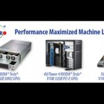 美超微在GPU 技术大会展示新款可升级人工智能和机械学习系统