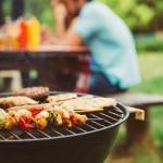 夏季BBQ的危险信号