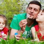 父母说对话 孩子更快乐